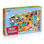 Puzzle  Gibsons-G1506 John Francis: Crazy Kids Club