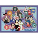 Puzzle  Gibsons-G2221 XXL Teile - Rebel Girls