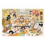 Puzzle  Gibsons-G3081 Family Life