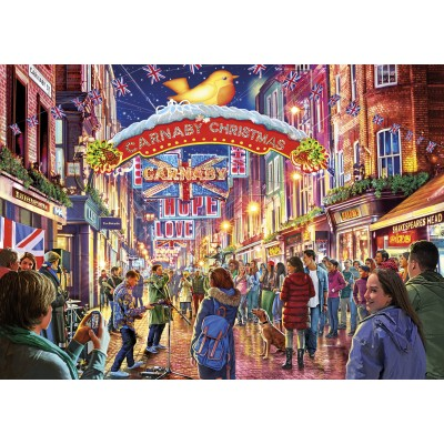 Puzzle Gibsons-G3124 Carnaby Street