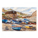 Puzzle  Gibsons-G6165 Terry Harrison: Sennen Cove