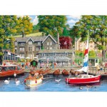 Puzzle  Gibsons-G6208 Summer in Ambleside
