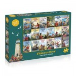 Puzzle  Gibsons-G7090 The Famous Five