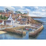 Puzzle  Gibsons-G798 Crail Harbour