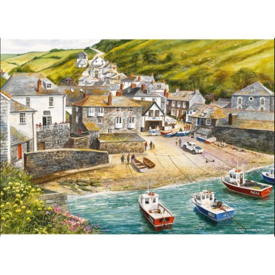 Puzzle Gibsons-G892 Port Isaac