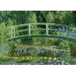 Puzzle  Grafika-Kids-00093 Claude Monet: Water Lilies and the Japanese bridge, 1897-1899