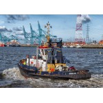 Puzzle  Grafika-Kids-00600 Schlepper in Antwerpen