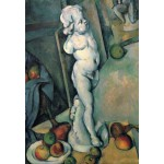 Puzzle  Grafika-Kids-00710 Paul Cézanne: Stillleben mit Putto, 1895