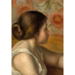 Puzzle  Grafika-Kids-01330 Auguste Renoir: Head of a Young Girl, 1890