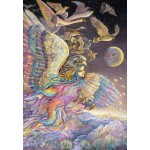 Puzzle  Grafika-Kids-01572 Josephine Wall - Ariel's Flight