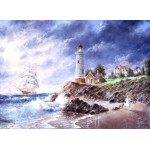 Puzzle  Grafika-Kids-01885 Dennis Lewan - Anchor Cove