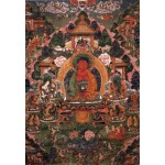 Puzzle  Grafika-Kids-01982 Buddha Amitabha in His Pure Land of Suvakti