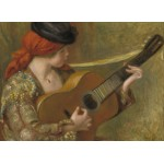 Puzzle   Auguste Renoir - Young Spanish Woman with a Guitar