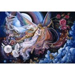 Puzzle   Josephine Wall - Eros and Psyche