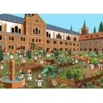 Puzzle   Kloster