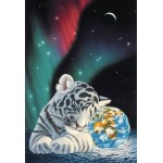 Puzzle   XXL Teile - Schim Schimmel - Earth Light