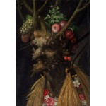 Puzzle  Grafika-00720 Arcimboldo Giuseppe: Four Seasons in One Head, 1590