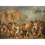 Puzzle  Grafika-01188 Jacques-Louis David: The Intervention of the Sabine Women, 1799