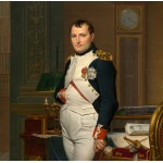 Puzzle  Grafika-01191 Jacques-Louis David: The Emperor Napoleon in his study at the Tuileries, 1812