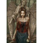 Puzzle  Grafika-01375 Queen of Ghouls