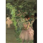Puzzle  Grafika-01764 Edgar Degas: Dancers Backstage, 1876/1883