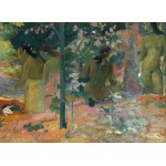 Puzzle  Grafika-01843 Paul Gauguin : The Bathers, 1897