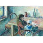Puzzle  Grafika-02043 Camille Pissarro: The Children, 1880