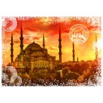 Puzzle  Grafika-02291 Travel around the World - Türkei