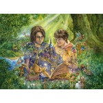 Puzzle  Grafika-02321 Josephine Wall - Magical Storybook