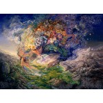 Puzzle  Grafika-02325 Josephine Wall - Breath of Gaia