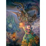 Puzzle  Grafika-02361 Josephine Wall - My Lady Unicorn