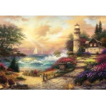 Puzzle  Grafika-02748 Chuck Pinson - Seaside Dreams