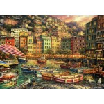 Puzzle   Chuck Pinson - Vibrance of Italy