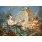 Puzzle   François Boucher: Allegory of Painting, 1765