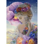 Puzzle   Josephine Wall - Pansy