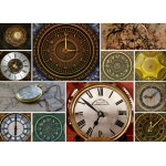 Puzzle  Grafika-T-00136 Collages - Clocks