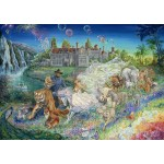 Puzzle  Grafika-T-00263 Josephine Wall - Fantasy Wedding