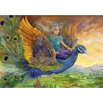 Puzzle  Grafika-T-00274 Josephine Wall - Peacock Princess