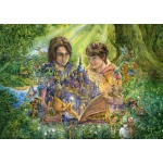 Puzzle  Grafika-T-00285 Josephine Wall - Magical Storybook
