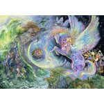Puzzle  Grafika-T-00303 Josephine Wall - Magical Meeting