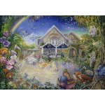 Puzzle  Grafika-T-00311 Josephine Wall - Enchanted Manor