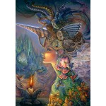 Puzzle  Grafika-T-00363 Josephine Wall - My Lady Unicorn