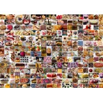 Puzzle  Grafika-T-00374 Collage - Kuchen