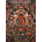 Puzzle  Grafika-T-00603 Buddha Amitabha in His Pure Land of Suvakti