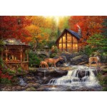 Puzzle  Grafika-T-00736 Chuck Pinson - The Colors of Life