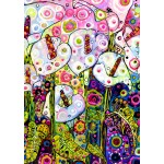 Puzzle  Grafika-T-00896 Sally Rich - Lillys