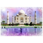 Puzzle   Travel around the World - Indien