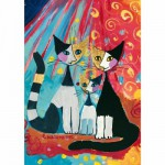 Puzzle  Heye-29081 Rosina Wachtmeister: We want to be together