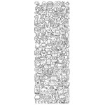 Puzzle  Heye-29520 Jon Burgerman: Colour me
