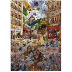 Puzzle  Heye-29577 Jean-Jaques Loup: Apocalypse